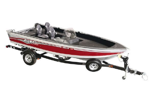 2018 Alumacraft Competitor 185 CS