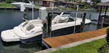 2008 Sea Ray 290 SLX Bow Rider