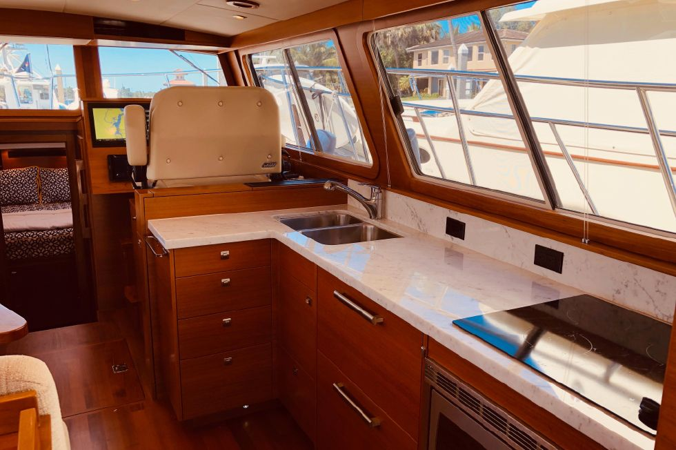 2017 Coastal Craft 45