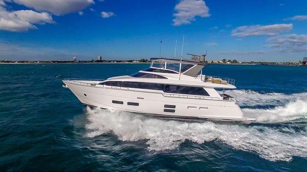 Hatteras Panacera Motor Yacht Profile