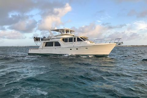2002 Offshore Yachts 62 Pilothouse - 62 Offshore PH