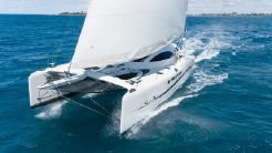 2012 Catamaran Greg Young 60