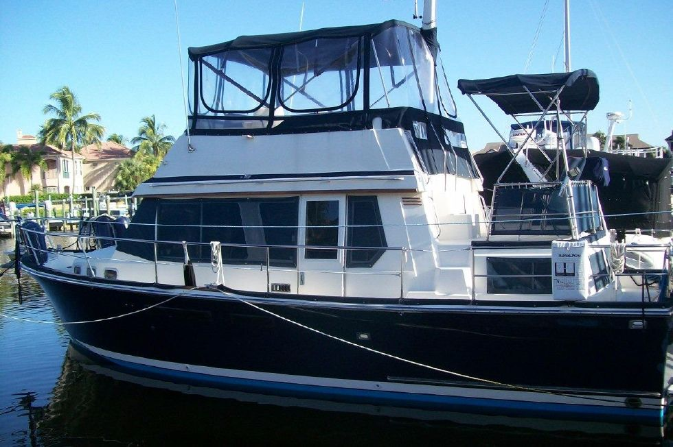 1995 Sabreline Fast Trawler - Bahamas? Great Loop? Ready to Go!!
