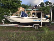 2000 Boston Whaler 180 Dauntless