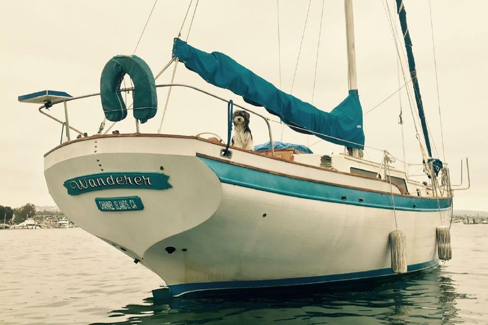 1975 Downeast Downeaster 38'