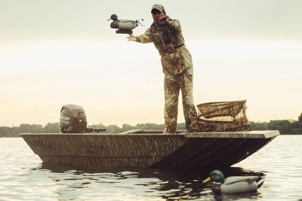 Alumacraft Waterfowler 16 - main image
