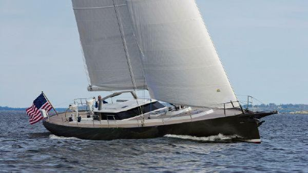 Brooklin Boat Yard Custom Cruiser/Racer