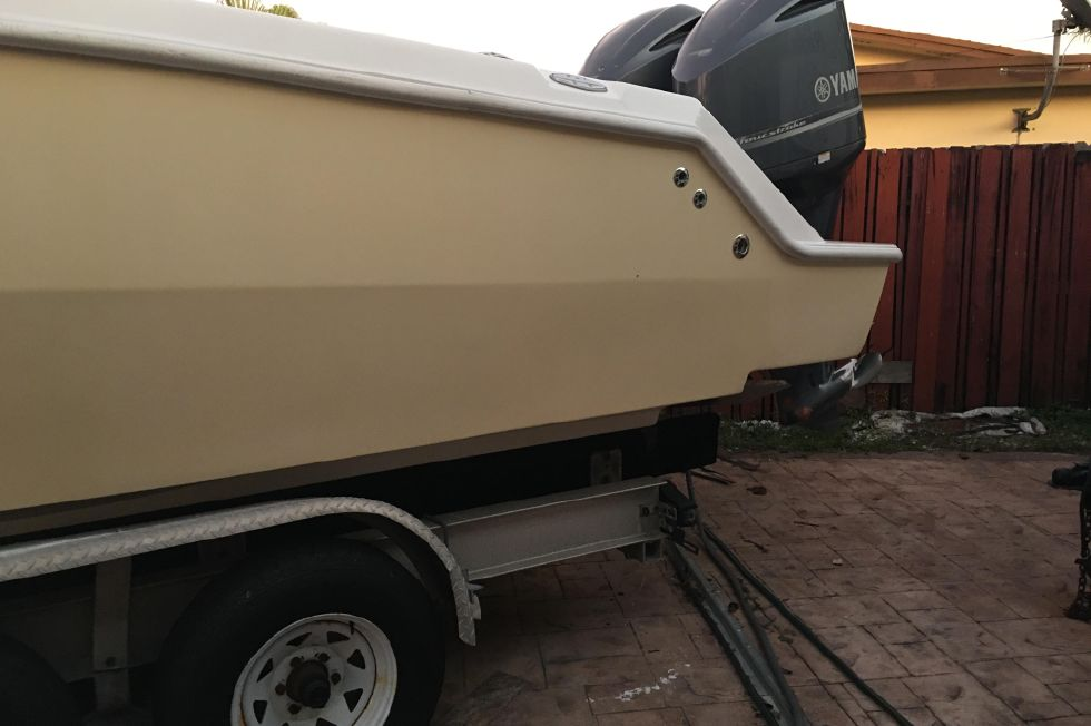 2005 Carrera Boats TOURNAMENT CENTER CONSOLE