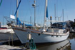 1987 Mikelson 50 ft. Bluewater Cruiser