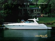 2003 Sea Ray 550 Sundancer