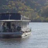1977 Lazy Days Houseboat