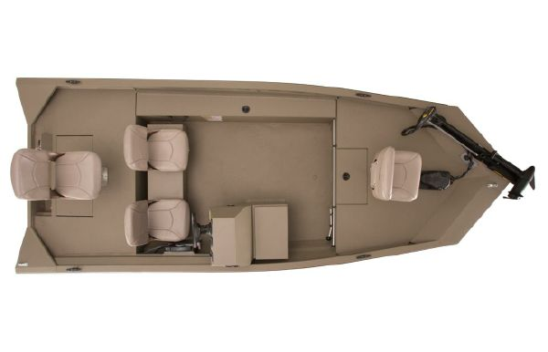 2018 Alumacraft MV 1756 AW SC