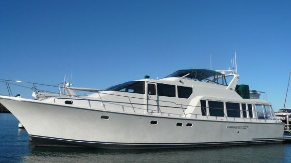 Pacific Mariner Pilothouse Motor Yacht Photo 1