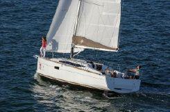 2017 Jeanneau 349 Sun Odyssey