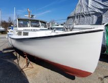 1991 Holland Downeast Lobster Boat