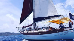 1990 Hans Christian Yachts 41 Traditional