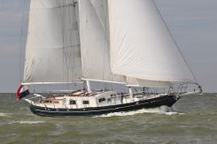 1978 Custom Wishbone schooner
