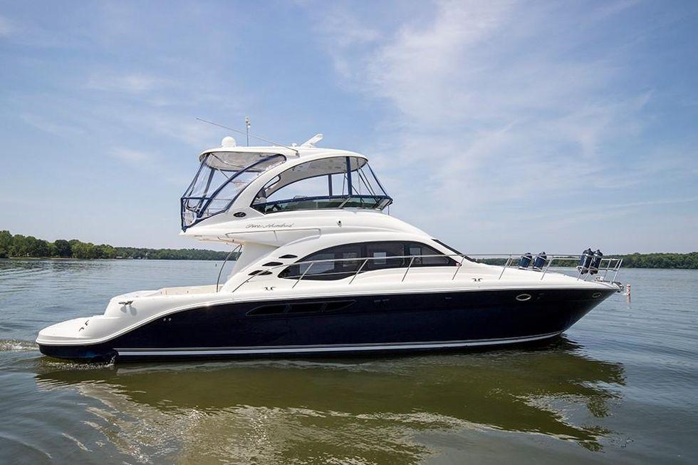 2005 Sea Ray 500 Sedan Bridge Boats For Sale Nashville
