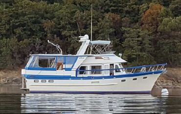 1983 Defever 44 Offshore Cruiser