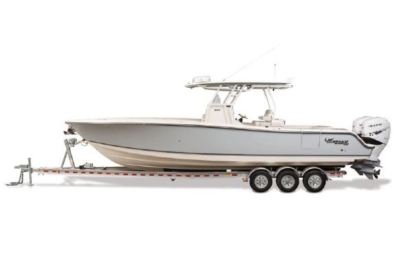 2018 Mako 334 CC Bluewater Family Edition