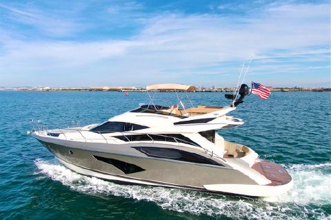2012 Marquis 500 Sport Bridge