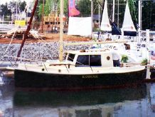2001 Nimble Kodiak Pilothouse Motor Sailor