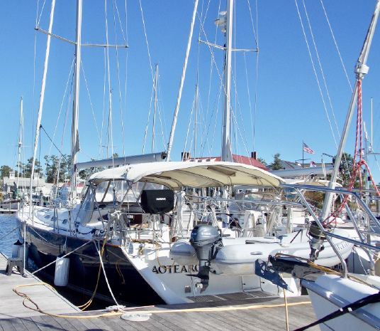 2005 Beneteau BoatsalesListing Maine