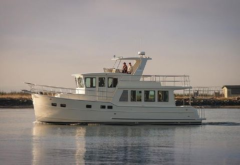 2014 North Pacific 49 Pilothouse