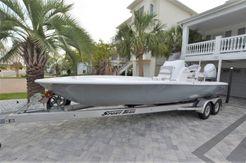 2021 Turner Boatworks 2500 VS-compare 24 Yellowfin