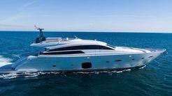 2014 Pershing Motoryacht