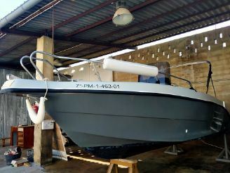 2001 Sessa Marine Key Largo 20