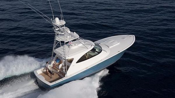 Viking 52 Sport Tower Manufacturer Provided Image