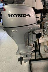2017 Honda 9.9
