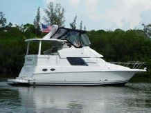 1997 Silverton 372 Aft Cabin Motor Yacht