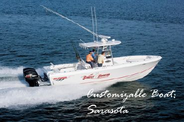 2021 Bluewater Sportfishing 2850