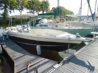 2001 Custom LENCO MARINE open guepard 27