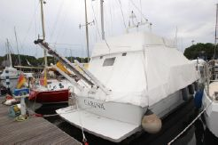 1989 Ferretti Yachts 36