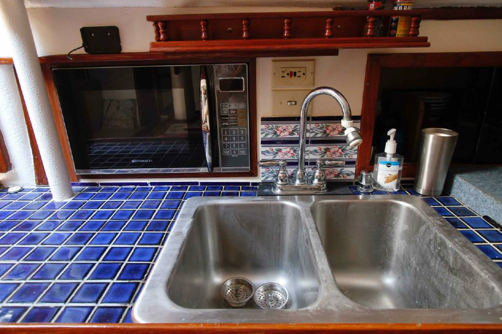 CSY 44 Double Sink