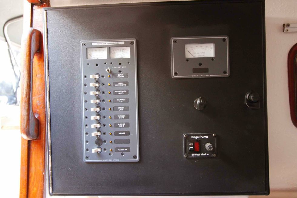 CSY 44 Electrical Panel (new)