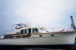 1960 Matthews Cabin Cruiser