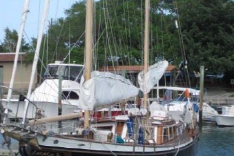 1976 Formosa 51 Ketch