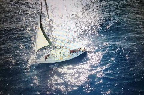 2002 Jeanneau Sun Odyssey 522 - Crystal Spray at Sea