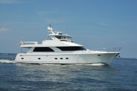 2011 Ocean Alexander Open Flybridge