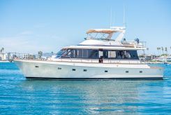 1994 Offshore Yachts Flush Deck Motor Yacht