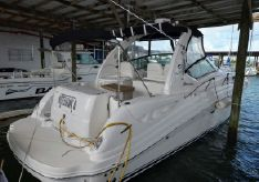 2008 Sea Ray 340 Sundancer Sportsman