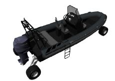 2020 Ocean Craft Marine 7.1 AMP