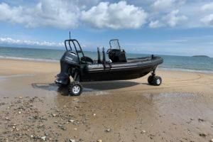 2021 Ocean Craft Marine 7.1 AMP