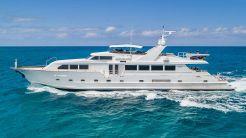 1995 Broward Raised Pilot House Motor Yacht