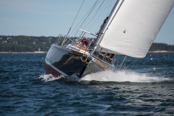 1997 Hinckley BoatsalesListing New England
