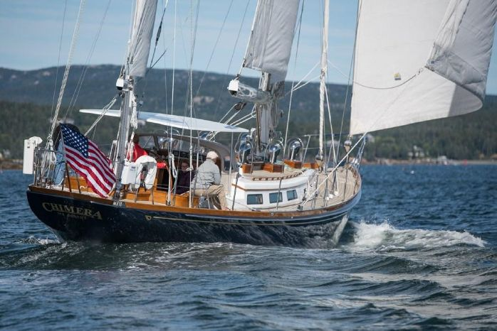 1997 Hinckley BoatsalesListing Maine